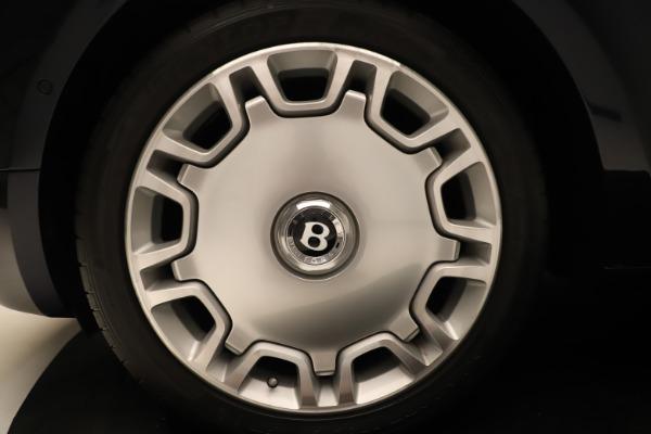 Used 2016 Bentley Mulsanne for sale $149,900 at Rolls-Royce Motor Cars Greenwich in Greenwich CT 06830 14