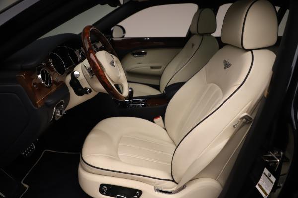 Used 2016 Bentley Mulsanne for sale $149,900 at Rolls-Royce Motor Cars Greenwich in Greenwich CT 06830 18