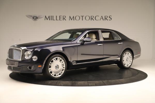 Used 2016 Bentley Mulsanne for sale $149,900 at Rolls-Royce Motor Cars Greenwich in Greenwich CT 06830 2