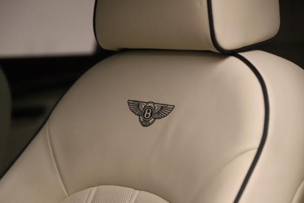 Used 2016 Bentley Mulsanne for sale $149,900 at Rolls-Royce Motor Cars Greenwich in Greenwich CT 06830 20