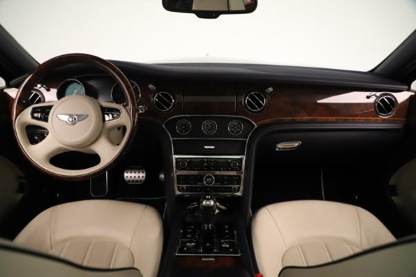 Used 2016 Bentley Mulsanne for sale $149,900 at Rolls-Royce Motor Cars Greenwich in Greenwich CT 06830 23