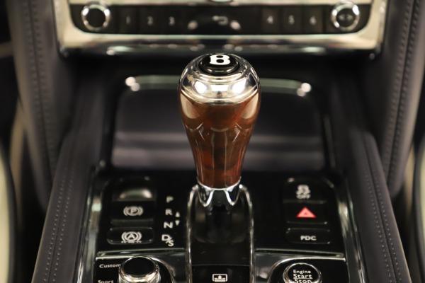 Used 2016 Bentley Mulsanne for sale $149,900 at Rolls-Royce Motor Cars Greenwich in Greenwich CT 06830 24