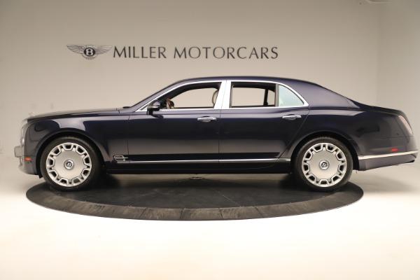 Used 2016 Bentley Mulsanne for sale $149,900 at Rolls-Royce Motor Cars Greenwich in Greenwich CT 06830 3