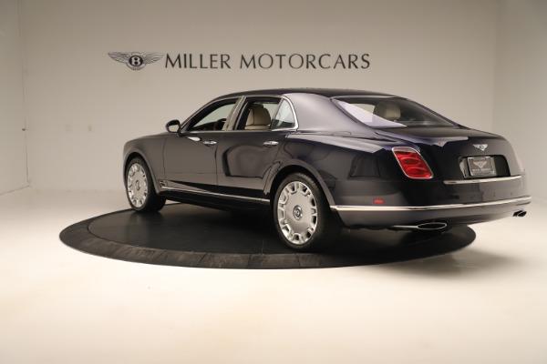 Used 2016 Bentley Mulsanne for sale $149,900 at Rolls-Royce Motor Cars Greenwich in Greenwich CT 06830 5