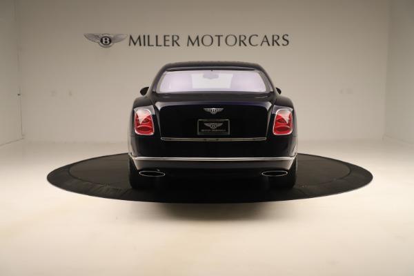 Used 2016 Bentley Mulsanne for sale $149,900 at Rolls-Royce Motor Cars Greenwich in Greenwich CT 06830 6