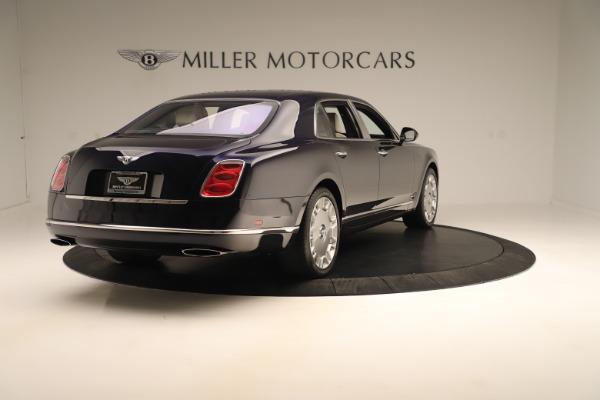 Used 2016 Bentley Mulsanne for sale $149,900 at Rolls-Royce Motor Cars Greenwich in Greenwich CT 06830 7