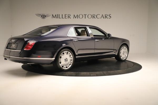 Used 2016 Bentley Mulsanne for sale $149,900 at Rolls-Royce Motor Cars Greenwich in Greenwich CT 06830 8