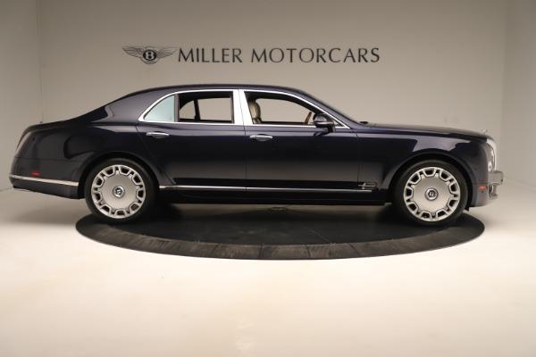 Used 2016 Bentley Mulsanne for sale $149,900 at Rolls-Royce Motor Cars Greenwich in Greenwich CT 06830 9