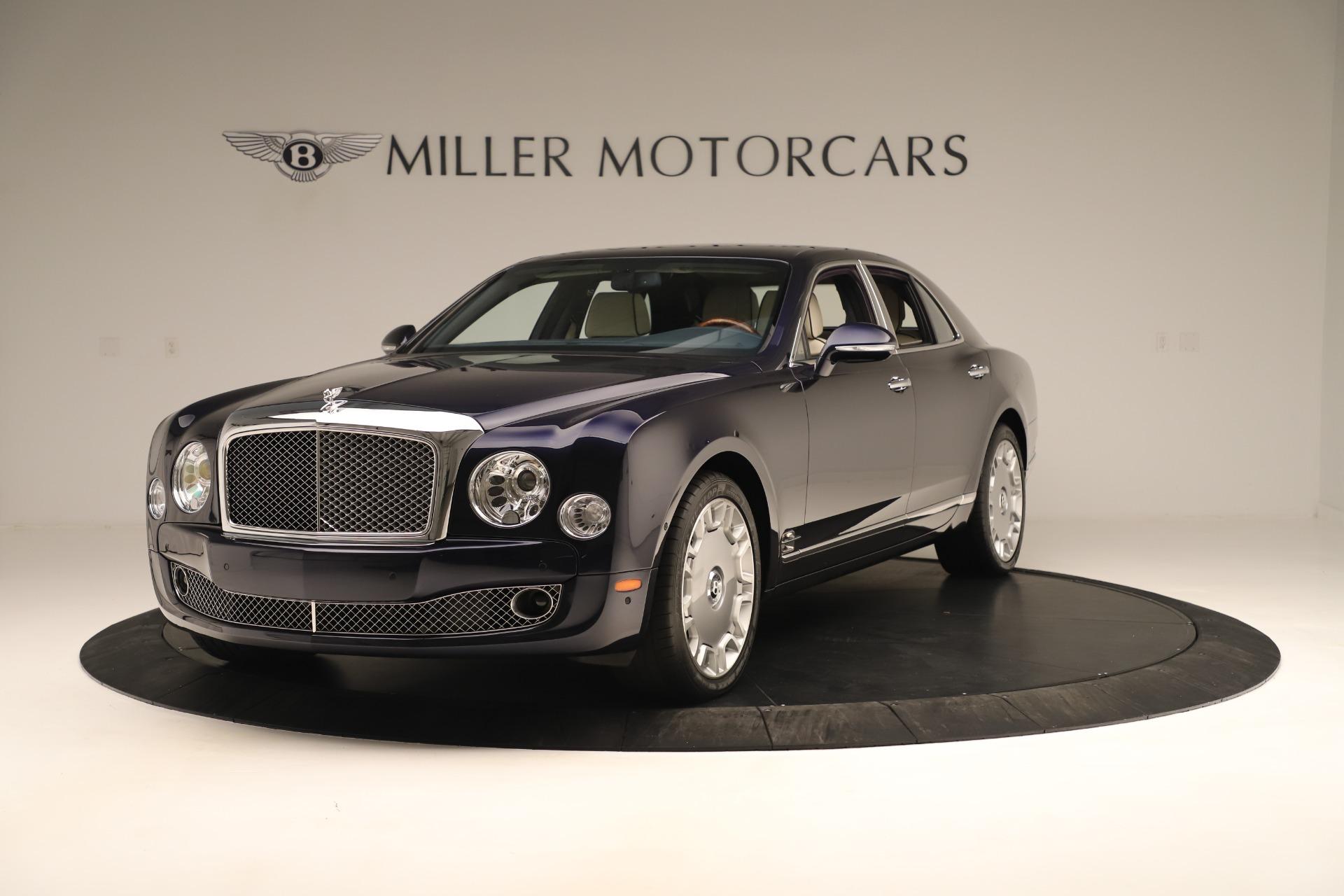 Used 2016 Bentley Mulsanne for sale $149,900 at Rolls-Royce Motor Cars Greenwich in Greenwich CT 06830 1