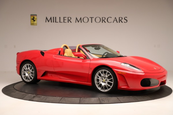 Used 2007 Ferrari F430 F1 Spider for sale Sold at Rolls-Royce Motor Cars Greenwich in Greenwich CT 06830 10