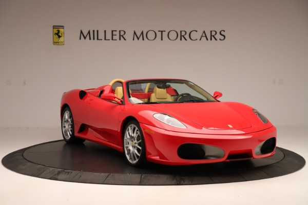 Used 2007 Ferrari F430 F1 Spider for sale Sold at Rolls-Royce Motor Cars Greenwich in Greenwich CT 06830 11