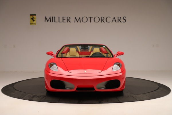 Used 2007 Ferrari F430 F1 Spider for sale Sold at Rolls-Royce Motor Cars Greenwich in Greenwich CT 06830 12