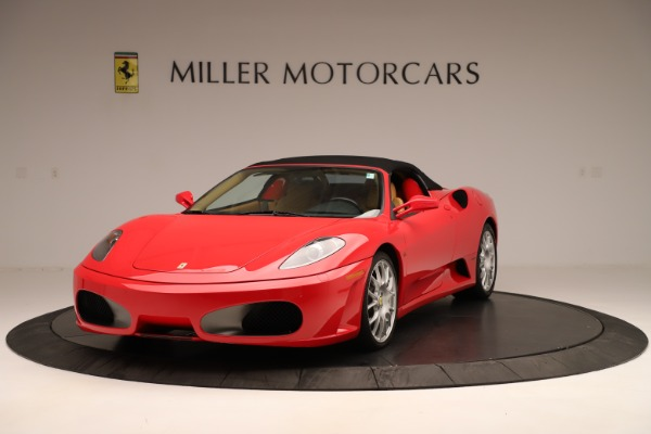 Used 2007 Ferrari F430 F1 Spider for sale Sold at Rolls-Royce Motor Cars Greenwich in Greenwich CT 06830 13