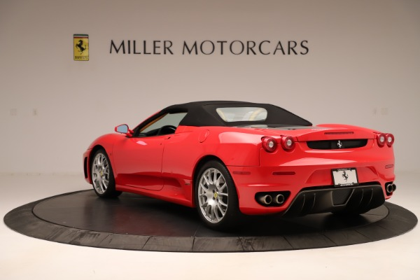 Used 2007 Ferrari F430 F1 Spider for sale Sold at Rolls-Royce Motor Cars Greenwich in Greenwich CT 06830 15