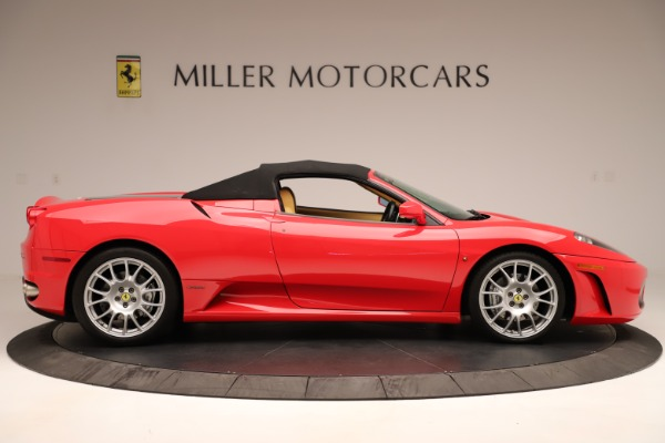 Used 2007 Ferrari F430 F1 Spider for sale Sold at Rolls-Royce Motor Cars Greenwich in Greenwich CT 06830 17