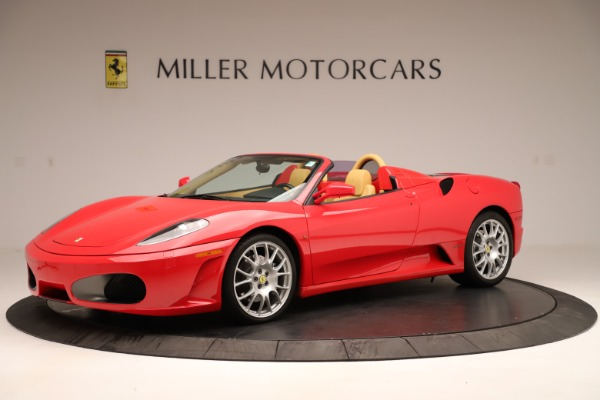Used 2007 Ferrari F430 F1 Spider for sale Sold at Rolls-Royce Motor Cars Greenwich in Greenwich CT 06830 2