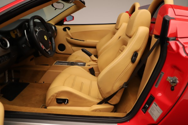 Used 2007 Ferrari F430 F1 Spider for sale Sold at Rolls-Royce Motor Cars Greenwich in Greenwich CT 06830 21