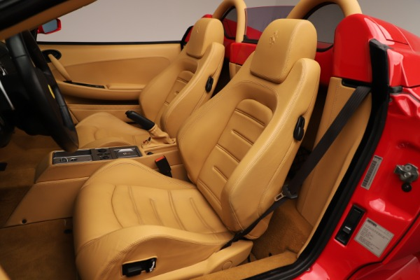 Used 2007 Ferrari F430 F1 Spider for sale Sold at Rolls-Royce Motor Cars Greenwich in Greenwich CT 06830 22