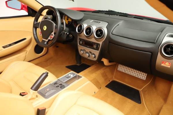 Used 2007 Ferrari F430 F1 Spider for sale Sold at Rolls-Royce Motor Cars Greenwich in Greenwich CT 06830 24