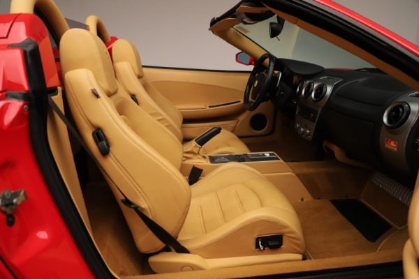 Used 2007 Ferrari F430 F1 Spider for sale Sold at Rolls-Royce Motor Cars Greenwich in Greenwich CT 06830 25