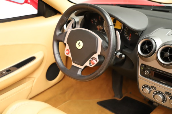 Used 2007 Ferrari F430 F1 Spider for sale Sold at Rolls-Royce Motor Cars Greenwich in Greenwich CT 06830 28