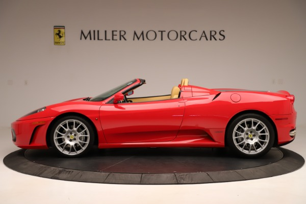 Used 2007 Ferrari F430 F1 Spider for sale Sold at Rolls-Royce Motor Cars Greenwich in Greenwich CT 06830 3