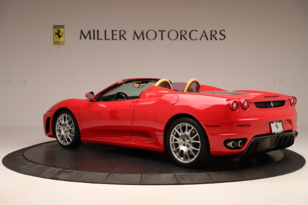 Used 2007 Ferrari F430 F1 Spider for sale Sold at Rolls-Royce Motor Cars Greenwich in Greenwich CT 06830 4