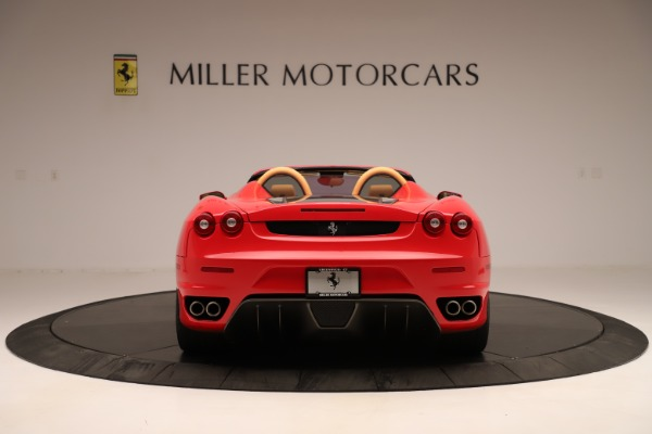 Used 2007 Ferrari F430 F1 Spider for sale Sold at Rolls-Royce Motor Cars Greenwich in Greenwich CT 06830 6