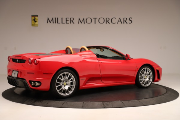 Used 2007 Ferrari F430 F1 Spider for sale Sold at Rolls-Royce Motor Cars Greenwich in Greenwich CT 06830 8