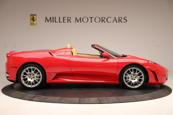 Used 2007 Ferrari F430 F1 Spider for sale Sold at Rolls-Royce Motor Cars Greenwich in Greenwich CT 06830 9