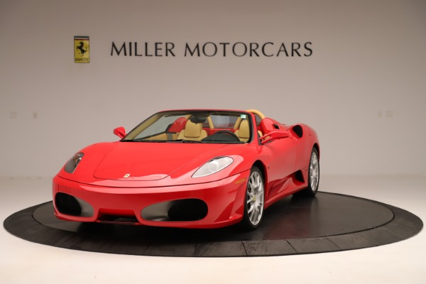 Used 2007 Ferrari F430 F1 Spider for sale Sold at Rolls-Royce Motor Cars Greenwich in Greenwich CT 06830 1