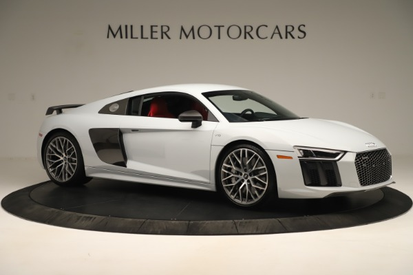 Used 2018 Audi R8 5.2 quattro V10 Plus for sale Sold at Rolls-Royce Motor Cars Greenwich in Greenwich CT 06830 10
