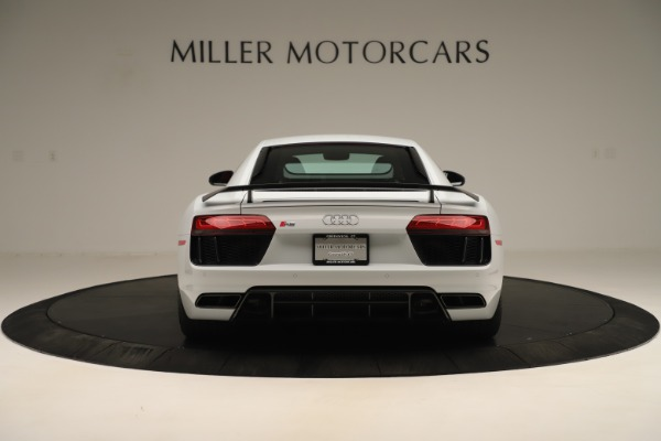 Used 2018 Audi R8 5.2 quattro V10 Plus for sale Sold at Rolls-Royce Motor Cars Greenwich in Greenwich CT 06830 6