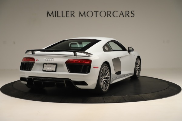 Used 2018 Audi R8 5.2 quattro V10 Plus for sale Sold at Rolls-Royce Motor Cars Greenwich in Greenwich CT 06830 7