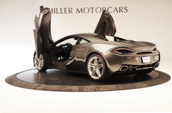 Used 2017 McLaren 570S Coupe for sale Sold at Rolls-Royce Motor Cars Greenwich in Greenwich CT 06830 11