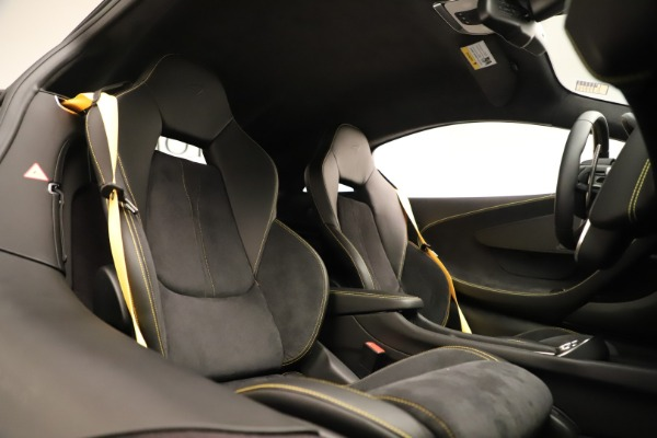 Used 2017 McLaren 570S Coupe for sale Sold at Rolls-Royce Motor Cars Greenwich in Greenwich CT 06830 18