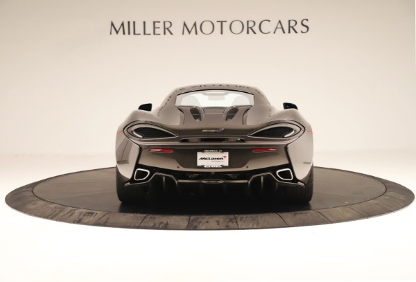 Used 2017 McLaren 570S Coupe for sale Sold at Rolls-Royce Motor Cars Greenwich in Greenwich CT 06830 4