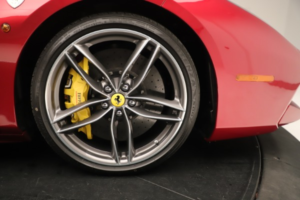 Used 2018 Ferrari 488 GTB for sale Sold at Rolls-Royce Motor Cars Greenwich in Greenwich CT 06830 13