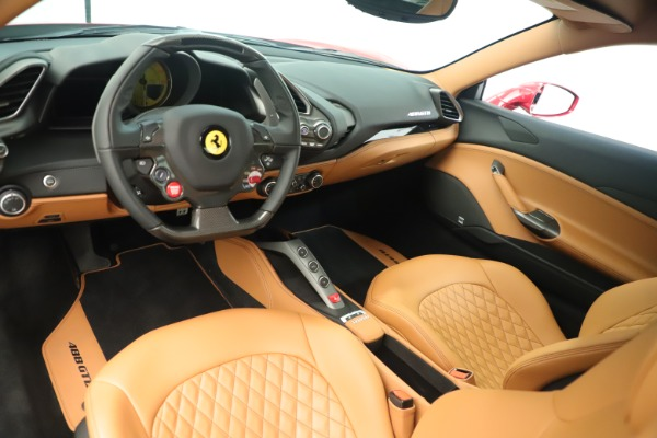 Used 2018 Ferrari 488 GTB for sale Sold at Rolls-Royce Motor Cars Greenwich in Greenwich CT 06830 14