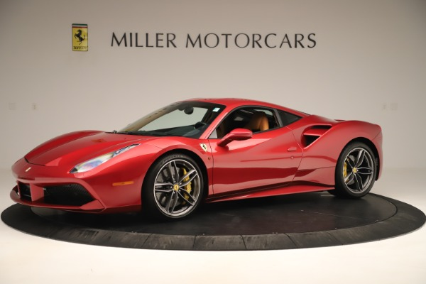Used 2018 Ferrari 488 GTB for sale Sold at Rolls-Royce Motor Cars Greenwich in Greenwich CT 06830 2