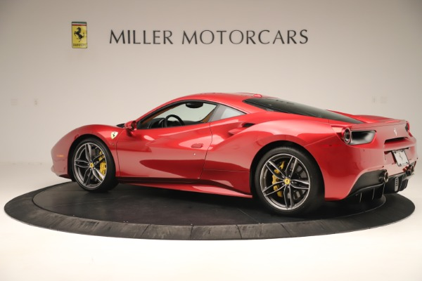 Used 2018 Ferrari 488 GTB for sale Sold at Rolls-Royce Motor Cars Greenwich in Greenwich CT 06830 4