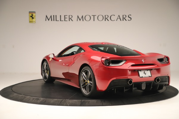 Used 2018 Ferrari 488 GTB for sale Sold at Rolls-Royce Motor Cars Greenwich in Greenwich CT 06830 5