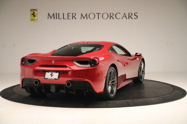 Used 2018 Ferrari 488 GTB for sale Sold at Rolls-Royce Motor Cars Greenwich in Greenwich CT 06830 7