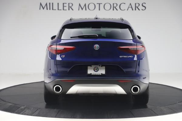 New 2019 Alfa Romeo Stelvio Ti Sport Q4 for sale $58,940 at Rolls-Royce Motor Cars Greenwich in Greenwich CT 06830 6