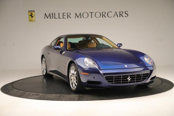 Used 2009 Ferrari 612 Scaglietti OTO for sale Sold at Rolls-Royce Motor Cars Greenwich in Greenwich CT 06830 11