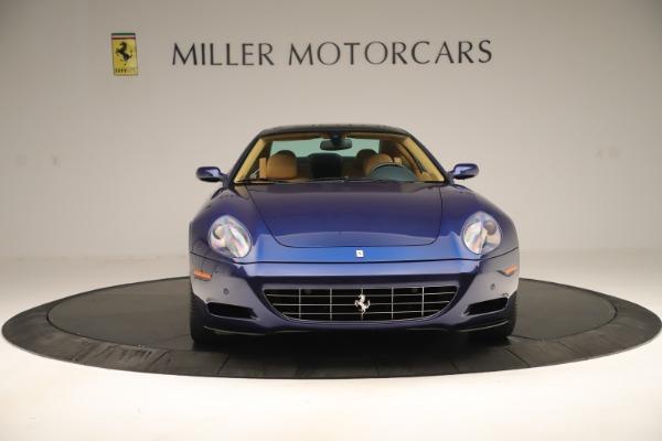 Used 2009 Ferrari 612 Scaglietti OTO for sale Sold at Rolls-Royce Motor Cars Greenwich in Greenwich CT 06830 12