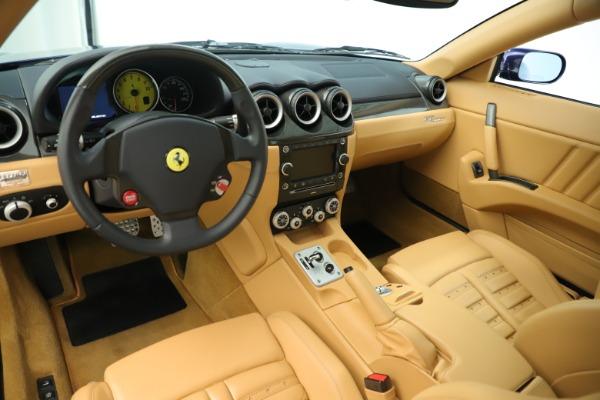 Used 2009 Ferrari 612 Scaglietti OTO for sale Sold at Rolls-Royce Motor Cars Greenwich in Greenwich CT 06830 14