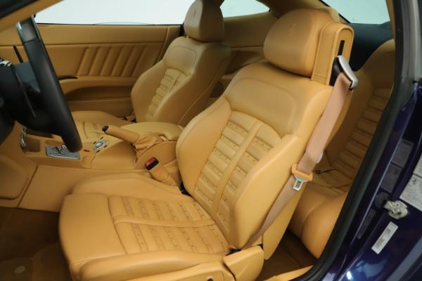 Used 2009 Ferrari 612 Scaglietti OTO for sale Sold at Rolls-Royce Motor Cars Greenwich in Greenwich CT 06830 16
