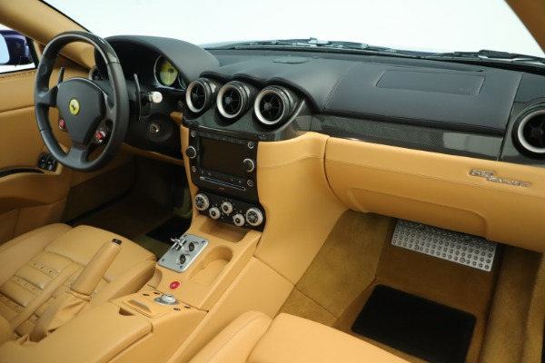 Used 2009 Ferrari 612 Scaglietti OTO for sale Sold at Rolls-Royce Motor Cars Greenwich in Greenwich CT 06830 19