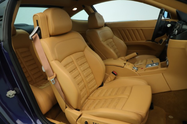 Used 2009 Ferrari 612 Scaglietti OTO for sale Sold at Rolls-Royce Motor Cars Greenwich in Greenwich CT 06830 21